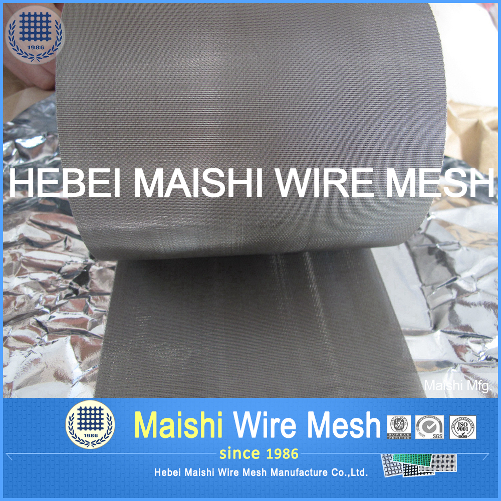 304 Stainless Steel Woven Mesh Sheet