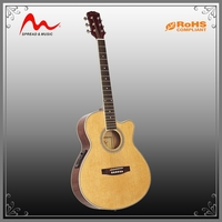 new stylish unfinished acoustic guitar kits with 12 months guarantee