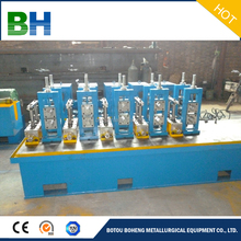 ERW joint tube welding cold roll welding square pipe making machine