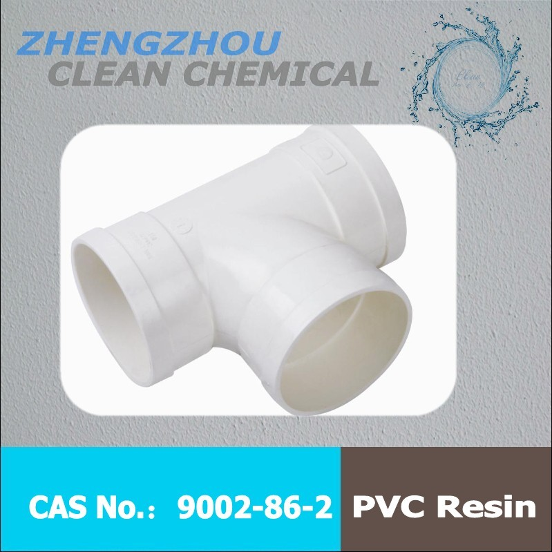 Germany sell well PVC resin white powder used for made pipe fitting and door , PVC floor and sheet made in China mill