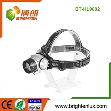 Factory Wholesale 3*aaa Dry Battery Plastic Materail Long Range Light Multi-function 14led Mining Coal Miner Headlamp Headlight