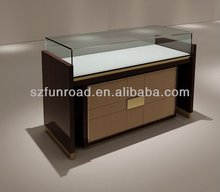 Chinese supplier boutique jewelry display showroom designs Funroad jewelry display counter