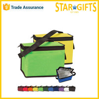 Customized fitness shoulder lunch cooler bag insulated cooler bag