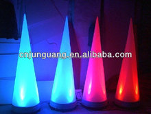 2016 NEW inflatable led cone tree