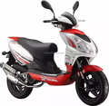 ZF-KYMCO 2015 NEW CHEAP GAS MOTOR 125CC SCOOTER FOR SALE ZF125T-8A