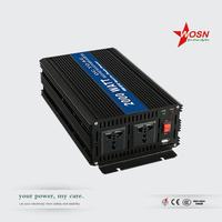 2000W Power Inverter 3 AC Outlets 12V DC to 110V AC Car Inverter