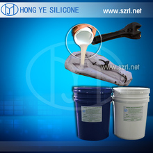 addition cure silicone rubber for crafts replcation