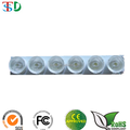 2018 new design led modules XPG /XPE 6X3W high power LED module light