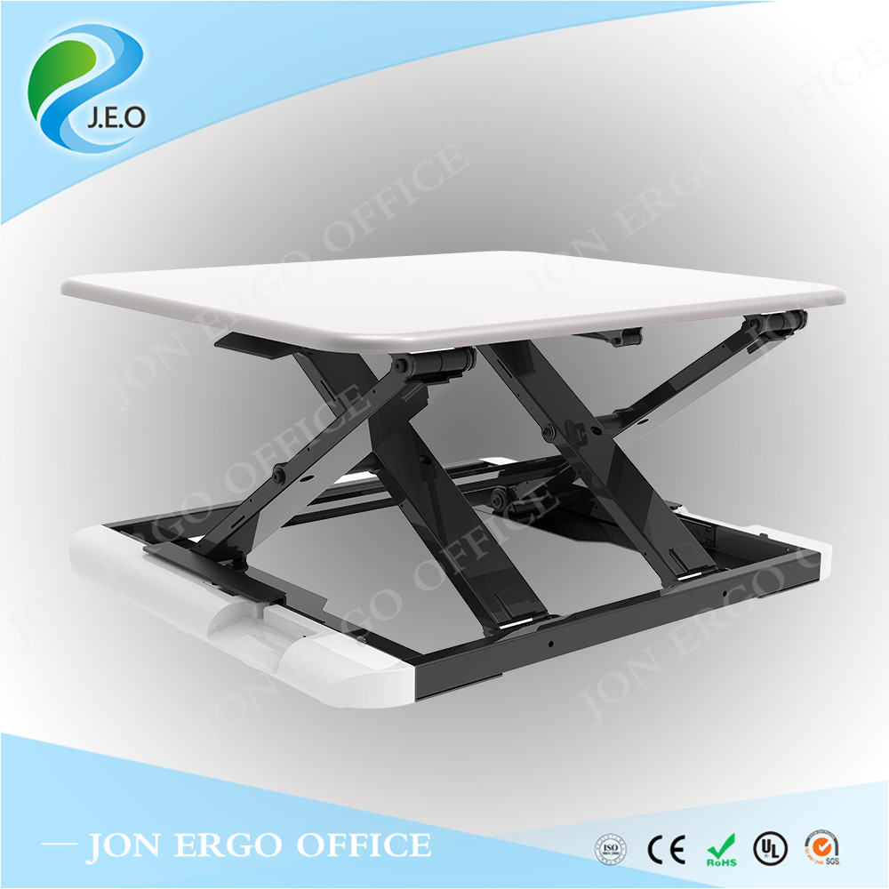 JEO LD04 commercial sit stand up desktop