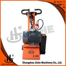 Scarifying machine apply to asphalt or concrete road, work range within 8-15mm(JHE-200E)