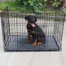 Hot sale high quality dog cage container dog cage carriers