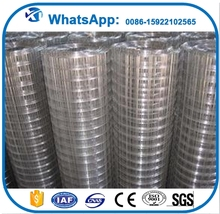 Wholesale Alibaba 3/8 Inch Galvanized Welded Wire Mesh/Welded Wire Mesh Dimensions