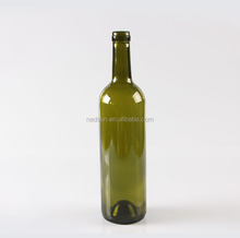 375ml wholesale empty mini violin shaped glass wine bottles