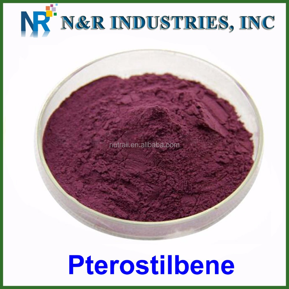 Buy top quality Pterostilbene powder competitive price