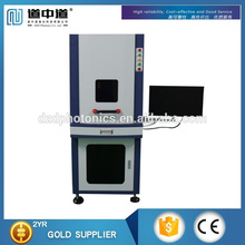 Hot 3W High Precision CNC UV Laser engraving Machine for Metal and Non-metal material