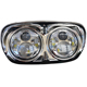 LED Motorcycle Double 5.75 inch Headlights for Harley Davidson