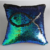 DIY color change decorative hot sell popular sofa Sequin mermaid pillow