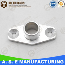 oem service metal lathe parts with fast delivery aluminum cnc machining custom part