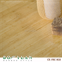 BY natural click lock strand woven bamboo flooring indoor furniture