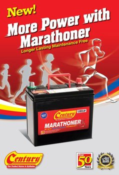 Century Marathoner MF Battery