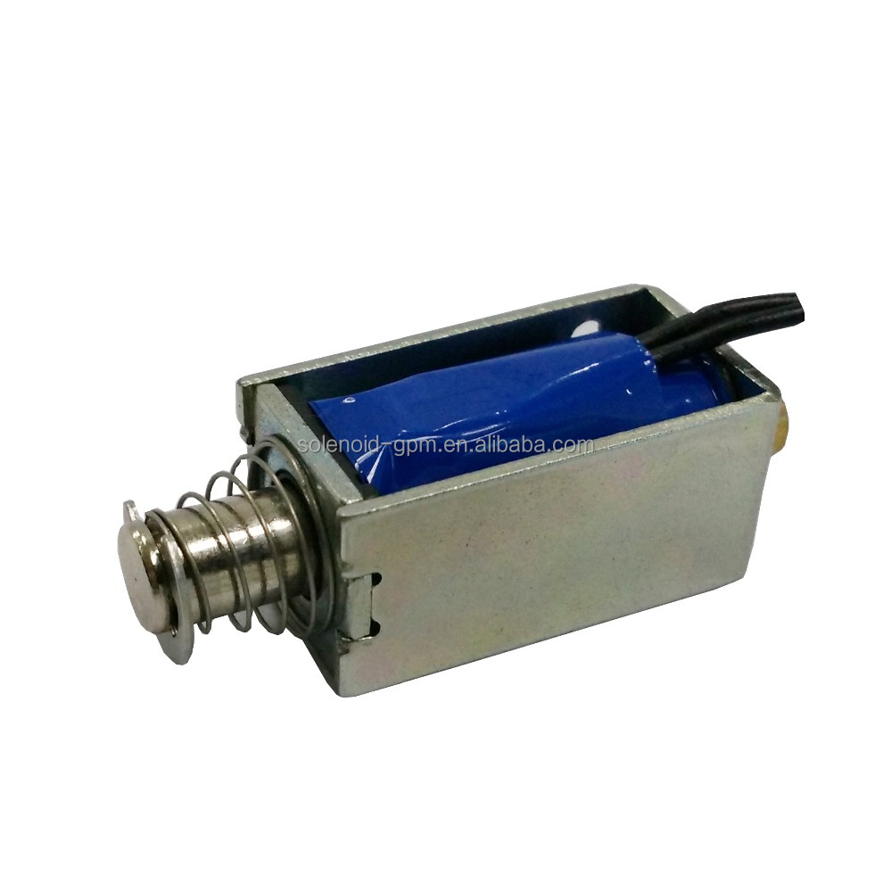 12V Push Pull solenoid coil for locker
