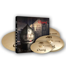 CHANG AB STAGE Series Drum Cymbal Set/Cymbal Pack,Percussion