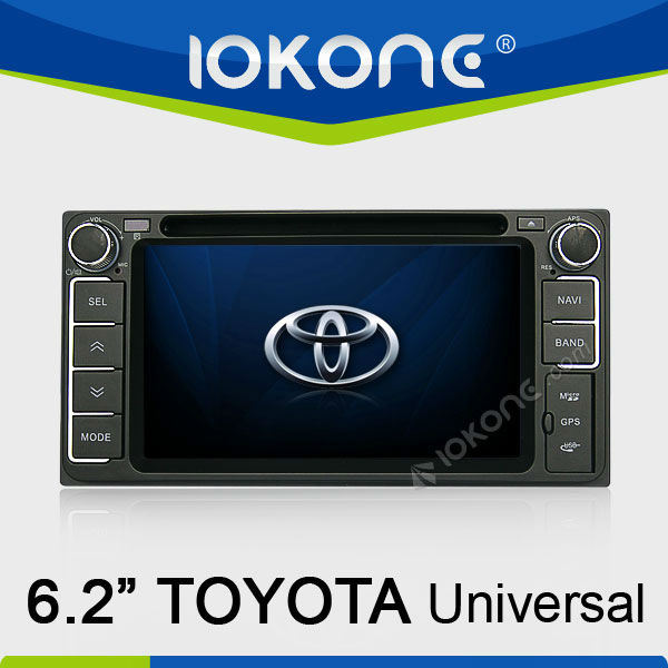 Toyota Universal/Hilux Car Head Unit