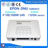 4FE/4GE GEPON ONU for Fiber network FTTH ONU
