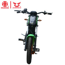 CE certification 2018 cheap adult electric sport racing motorcycles with price 72v1500w from huaihai china