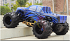 Durable 1/5 scale rc monster truck