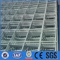 Construction Wire Mesh Application and Square Hole Shape welded wire fence panels