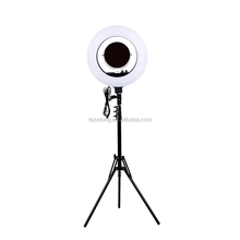 Round ring light cy-18 fashion high quality prefessional photo camera dslr led