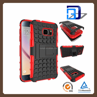 New arrival fashion cheap mobile phone TPU + PC case for samsung phone