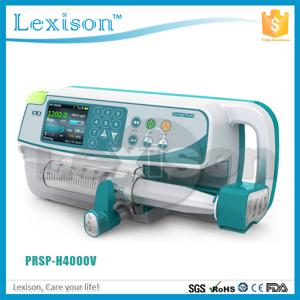PRSP-H4000 Cheap Price Syringe Pump Single-channel electric syringe pump for medical