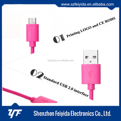 High quality 1m 2m 3m micro usb cable charger, micro usb cable for samsung cable cord
