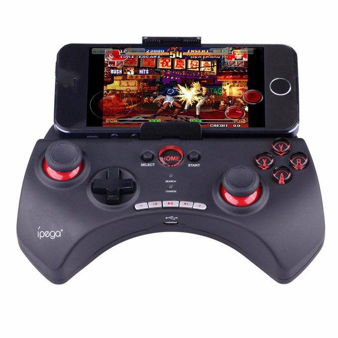 IPEGA Controller IPEGA PG-9025 wireless bluetooth gamepad joysticks for IOS Android phone and tablet PC