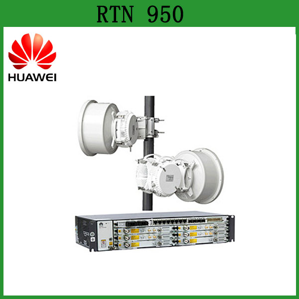 Transport Network TDM/SDH/PDH Microwave Radio ODU and IDU HUAWEI OptiX RTN 950