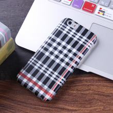 2017 hot selling fashion stripe luxury phone case IMD beautiful mobile phone covers OEM for iPhone covers and accessories