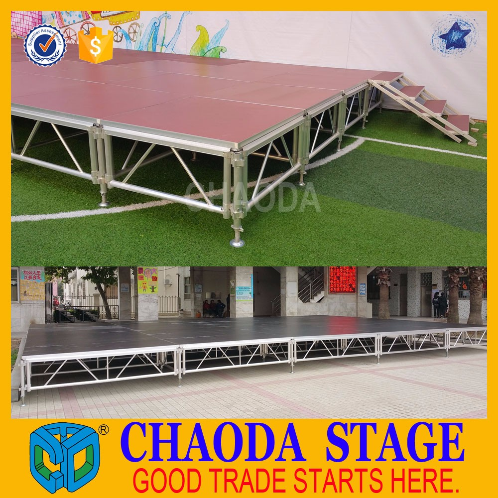 Cheap Heavy Duty Portable Stage Podium For Sale