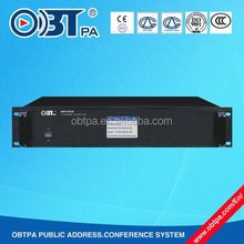 OBT-9928 Chinese supplier PA System IP digital Extension Channel select terminal