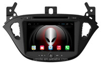 ugode U9 Android car dvd for Opel Corsa GPS navigation with radio, usb, wifi 3G mp3 dvd