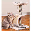 Pet Products Cat scratching post and cheap happy pet cat tree