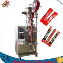 Automatic nescafe instant coffee stick packing machine factory price for sale