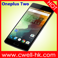 Original 4G LTE 5.5 Inch 64GB ROM OnePlus Two Android Smartphone Snapdragon 810 Octa Core 4GB RAM Cell Phone