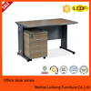 Office furniture working desk steel knock down