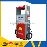 China high-tech service station compressed natural gas filling stations cng dispenser