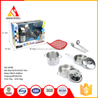 new style high quality cooking set kitchen toy