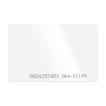 13.56Mhz MF S50 Proximity IC Smart Time Attendance Card RFID Card Tag 0.8mm Thin For DIY Uno RFID Kit