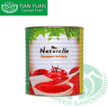Famous China Factory supply TINNED PACKAGING CANNED TOMATO PASTE WITH NO ADDITIVES
