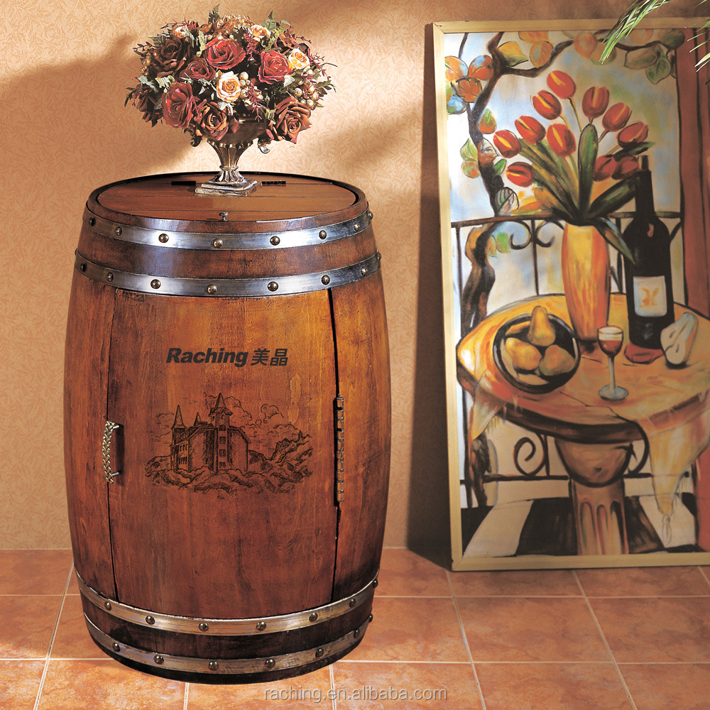 Great Outdoors Collection - Custom wine <strong>oak</strong> aging <strong>Barrel</strong> for wine storage